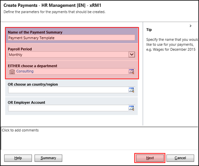 Payroll Summary Template from www.dynamics-hr-management.com